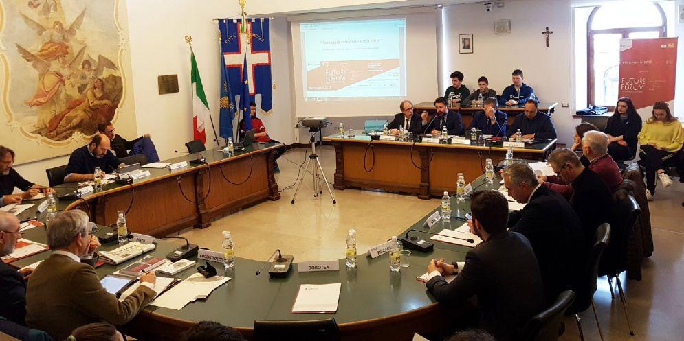 Montagna, paesaggio, innovazione: il Future Forum chiude guardando ai giovani