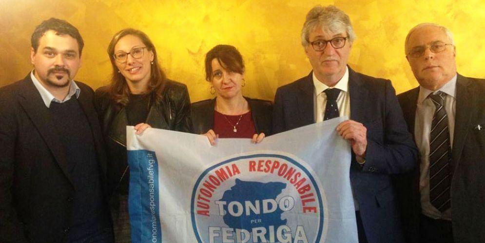 Tondo: «Pronta la legge per tagliare le tasse in Alto Friuli»