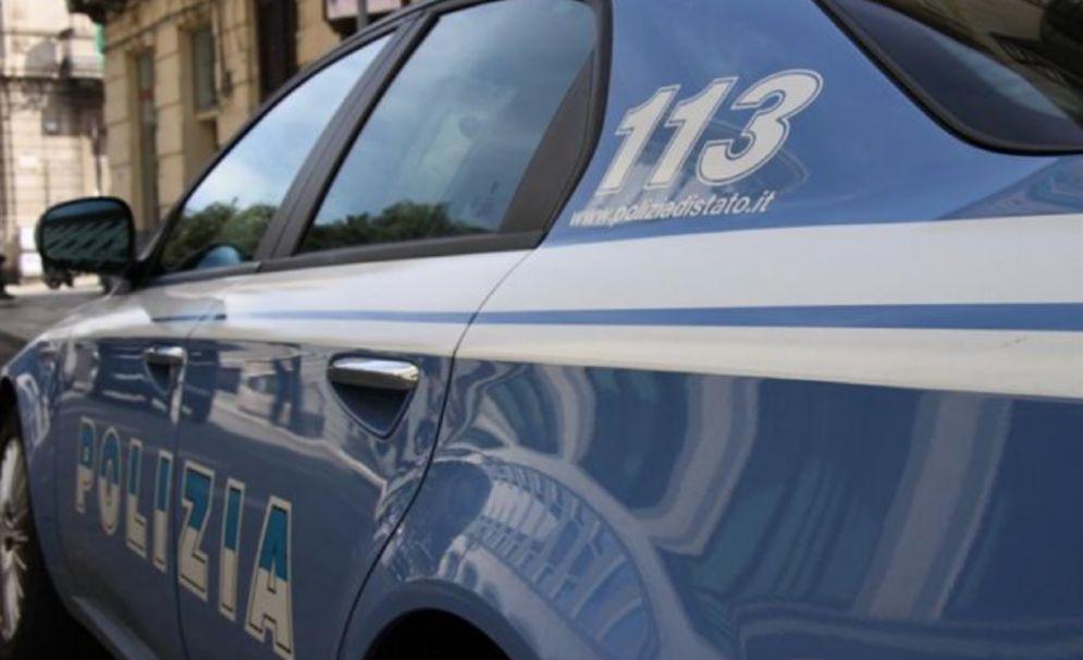 Blitz della poliziain via Isonzo