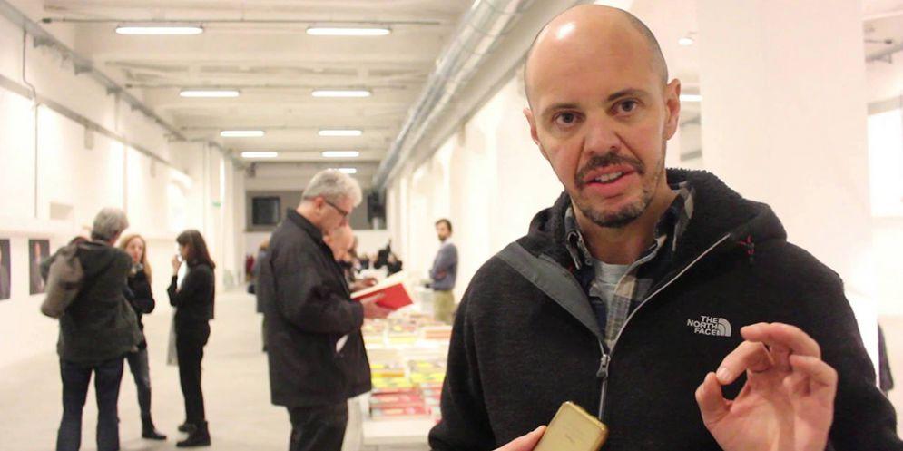 Fabio Geda, premio Grinzane Cavour e finalista premio Strega, sarà a Pordenone
