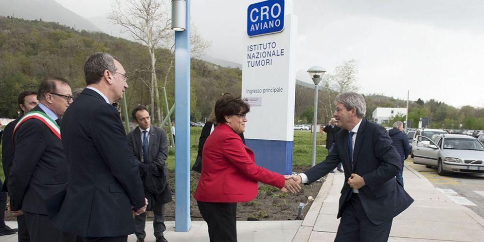 La Regione chiede al Governo attenzione sui ricercatori precari al Cro di Aviano