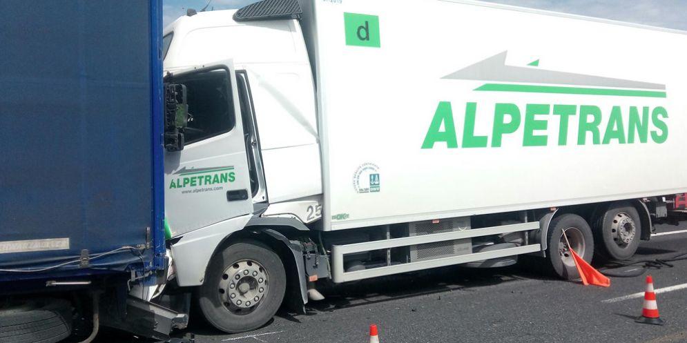 Autostrada: tre incidenti in sequenza fra A4 e A23