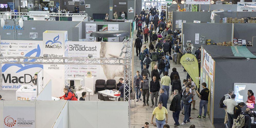 Radioamatore 2018: il più grande discount dell'elettronica e dell'informatica ritorna alla Fiera di Pordenone