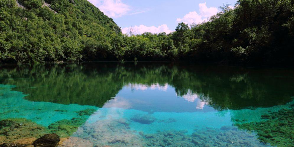 La 'Giornata mondiale della terra' alla Riserva Naturale Regionale del Lago di Cornino