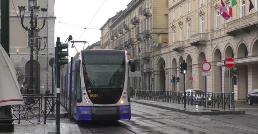 Il tram numero 4