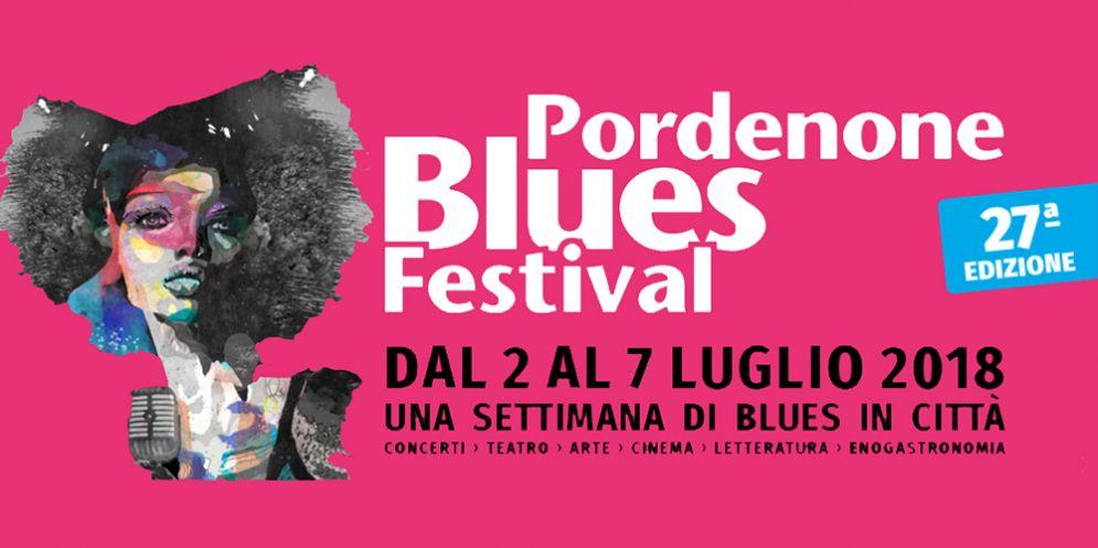 Pordenone Blues Festival: i primi nomi del cast della 27esima edizione