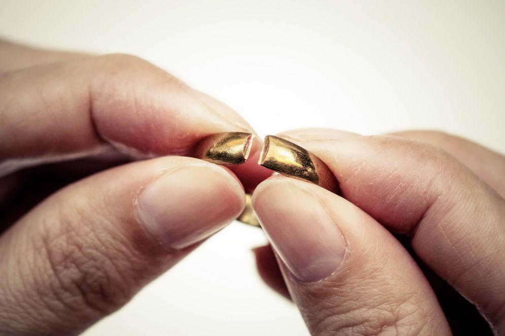 Le persone divorziate rischiano infarto e ictus
