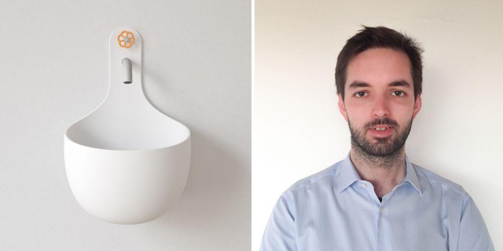 È di Udine il vincitore del concorso internazionale di design targato Cristalplant