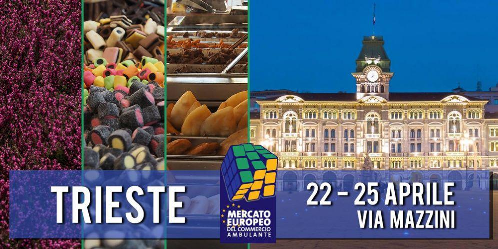 I gusti e i profumi di 'Piazza Europa' arrivano a Trieste