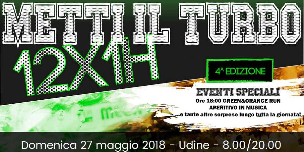 """Presentata a Martignacco la 4a edizione di """"Metti il Turbo"""""""