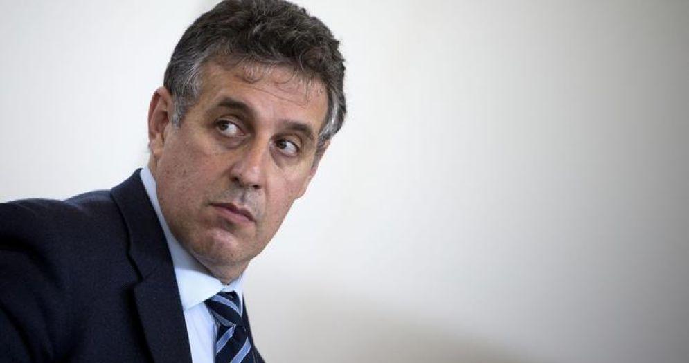 Il PM della Dna, Nino Di Matteo