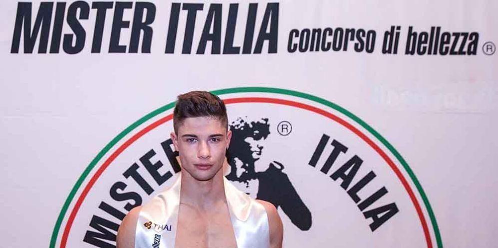Gabriele Tassan Mazzocco vince la selezione di Mister Italia nella tappa pordenonese