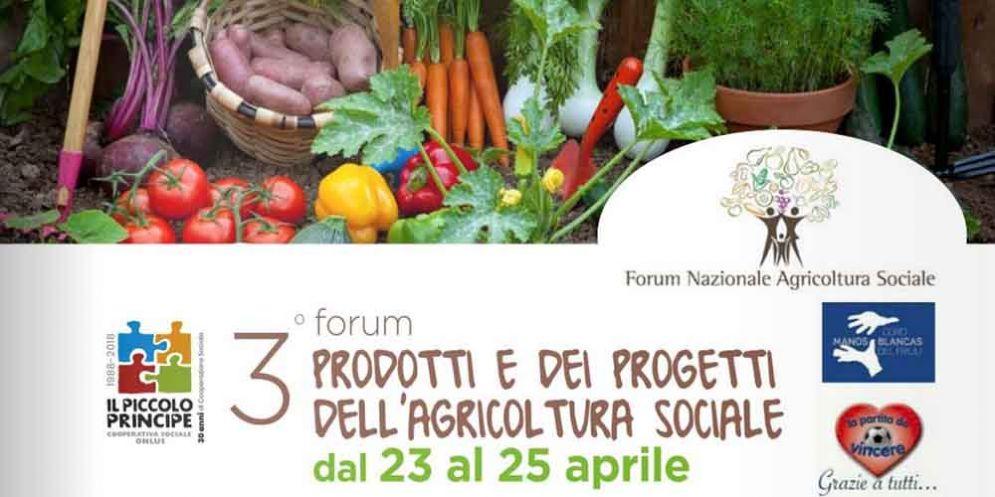 Casarsa della Delizia, capitale regionale dell'agricoltura sociale