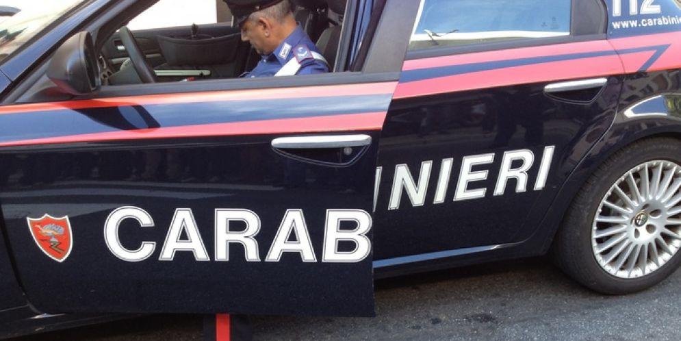 I Carabinieri indagano da fine 2017