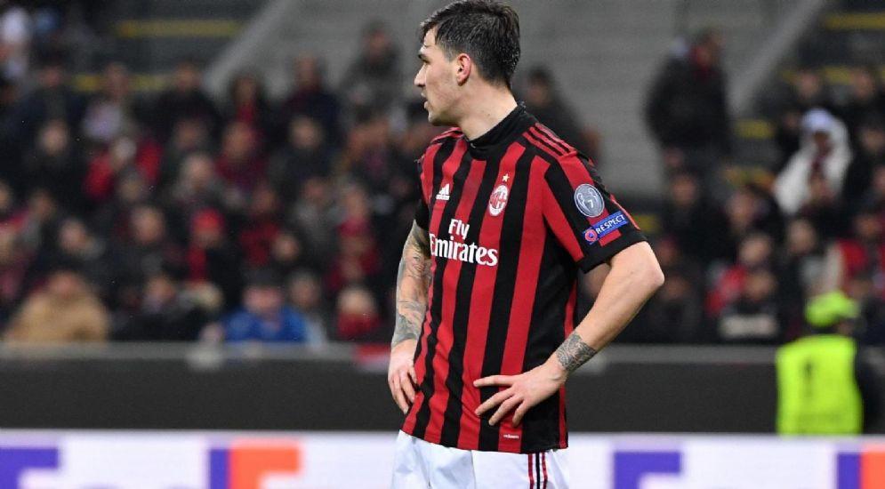 Alessio Romagnoli, difensore centrale del Milan