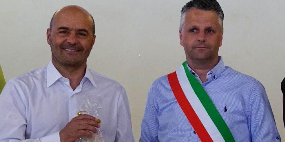 Luca Zingaretti in Friuli per girare una puntata del commissario Montalbano