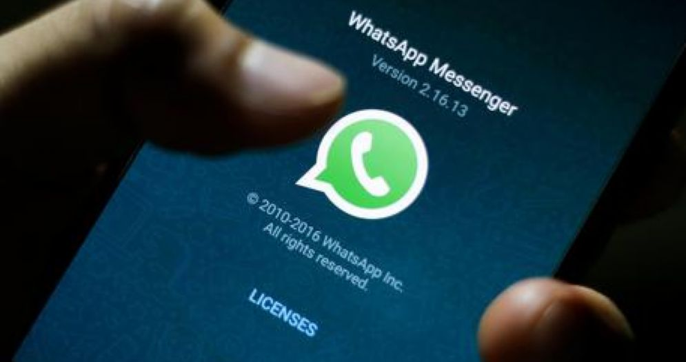 WhatsApp, stop  in Europa ai minori di 16 anni