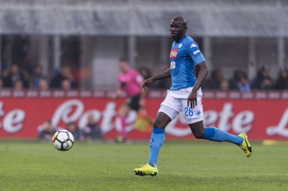 Kalidou Koulibaly, difensore del Napoli e della nazionale senegalese