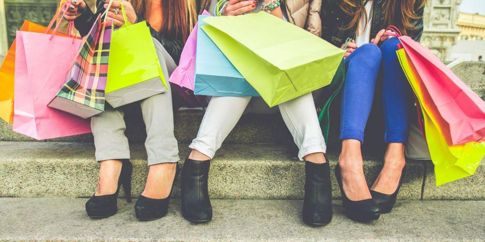 Udine: tornano gli shopping days di primavera!