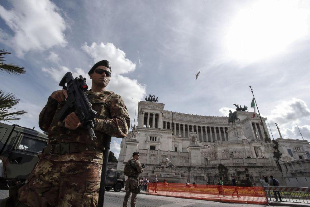 Rischio terrorismo alto in Italia