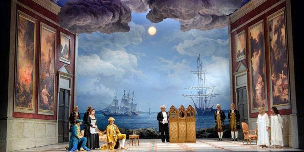 Così fan tuttedi Mozart chiude la stagione lirica del Teatro Nuovo