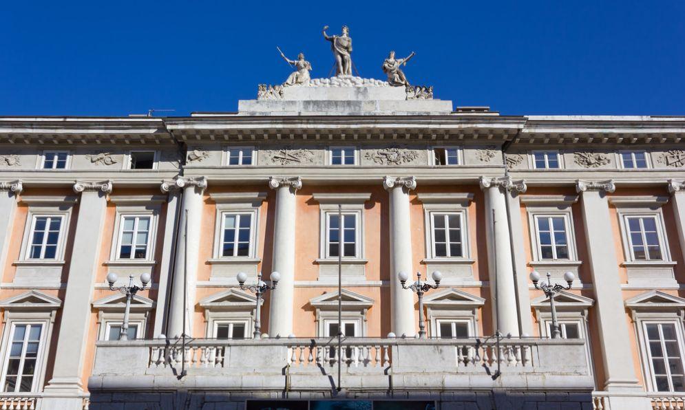 Teatro Verdi a Trieste