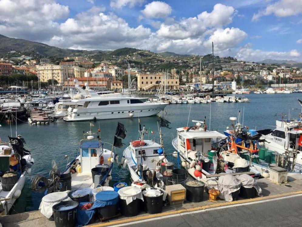Il porto giusto, a Sanremo