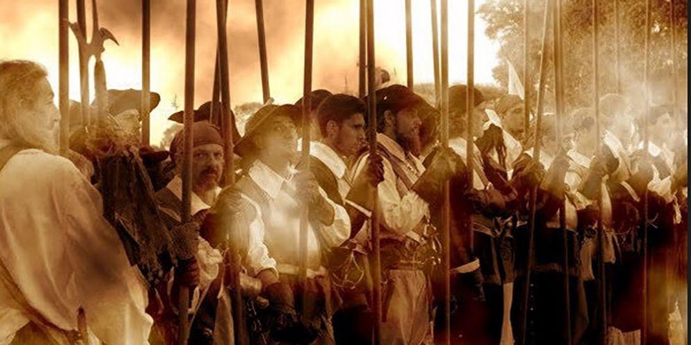 Nel castello di Gorizia rievocazione storica con battaglie e vita quotidiana del '600