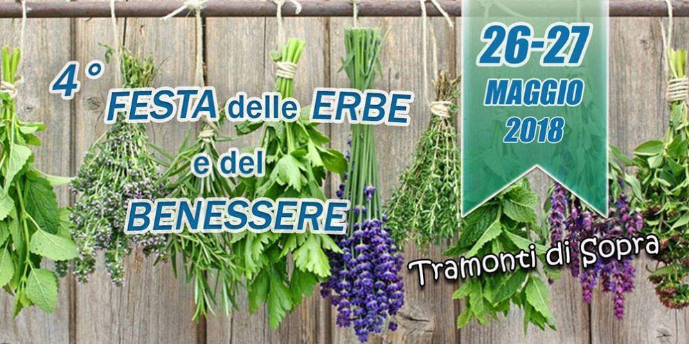 Festa delle erbe e del benessere a Tramonti di Sopra: un weekend dedicato alla salute e al benessere del corpo