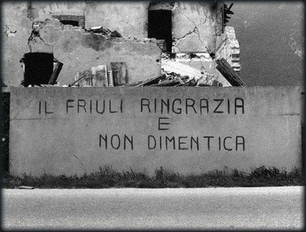 Terremoto: 42 anni fa la scossa che cambiò il Friuli