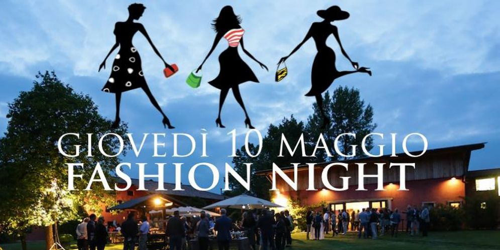 Fashion Night: il gusto in più sfaccettature
