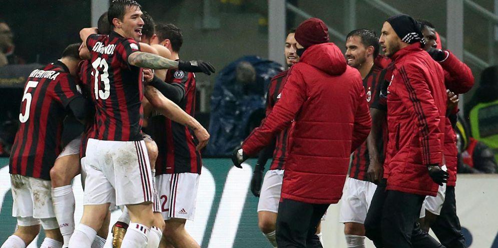 Il Milan di Gattuso si appresta a sfidare la Juventus nella finale di Coppa Italia