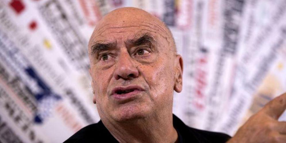 L'archistar Massimiliano Fuksas