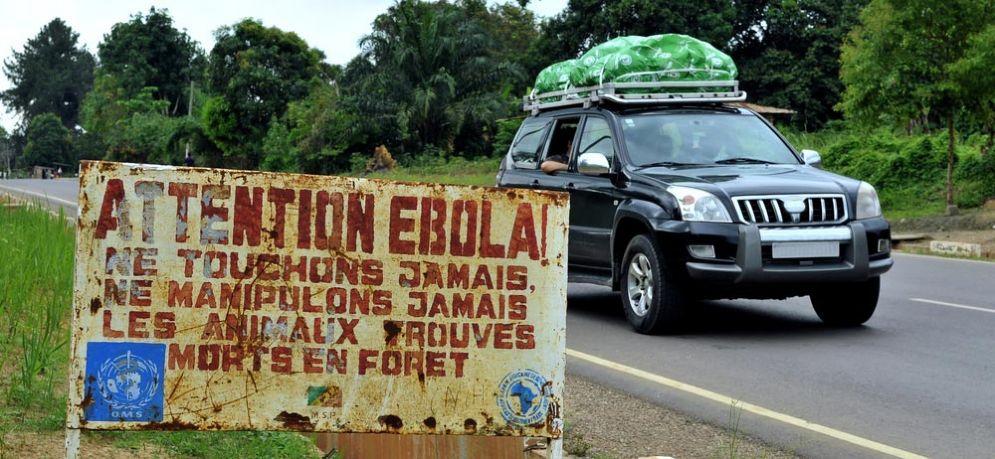 Avvertimenti per l'Ebola