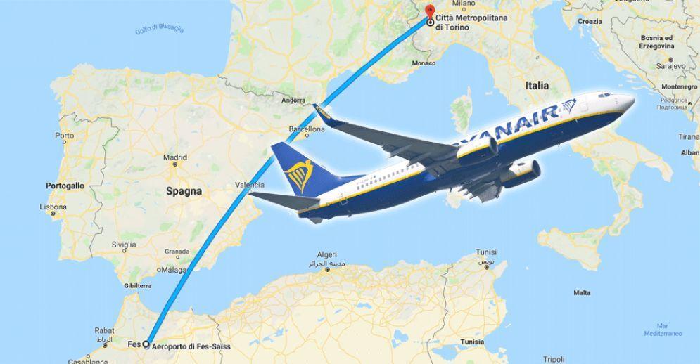 Il nuovo volo Caselle-Fès