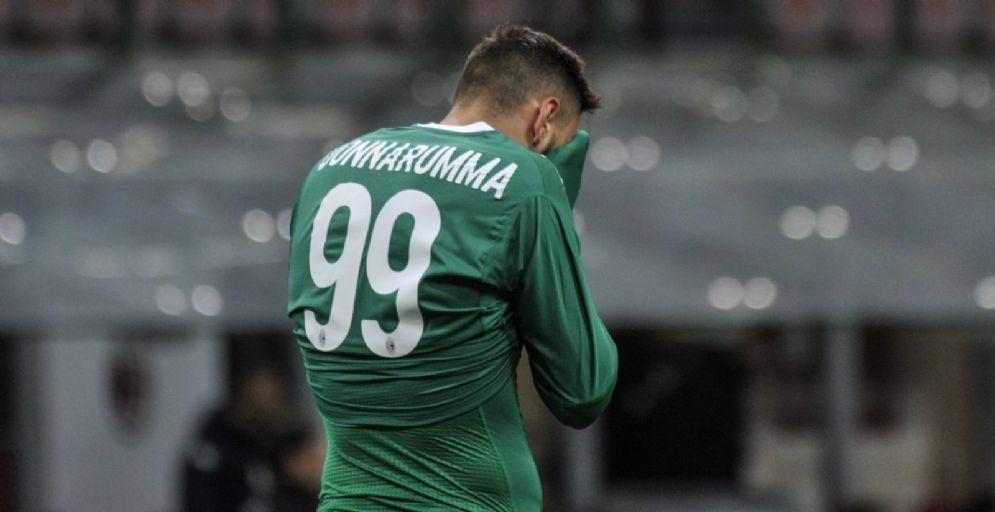 Gianluigi Donnarumma, portiere del Milan