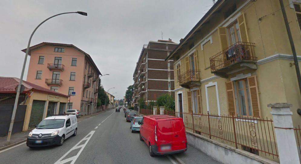 Via Candelo a Biella