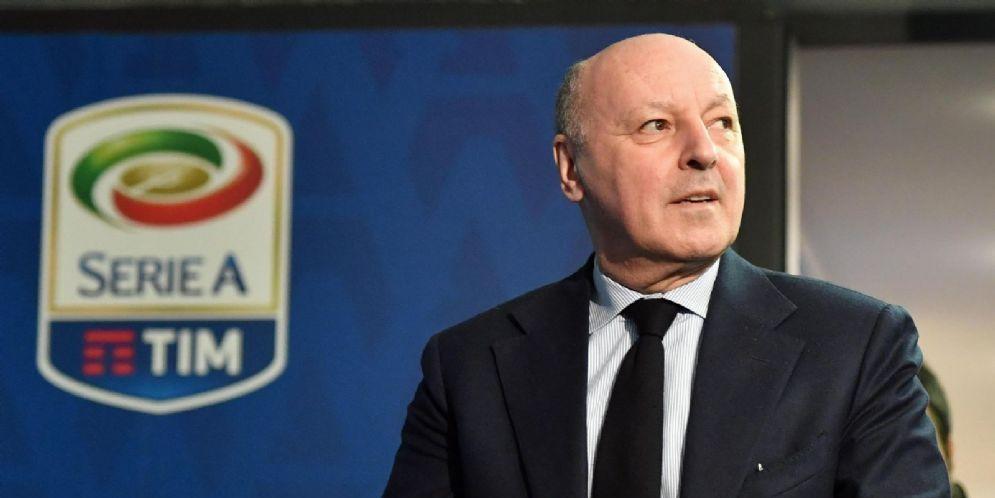 L'ad della Juventus Giuseppe Marotta