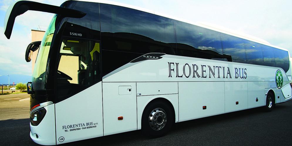 Da Trieste Airport a Lubiana, Zagabria e Firenze con Florentia Bus