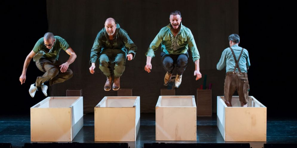 Teatro&Scuola: spettacolo-evento per festeggiare i 30 anni