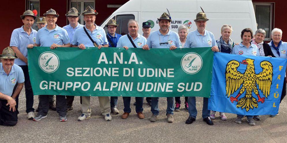 Alpini: Fedriga, siamo idealmente al loro fianco