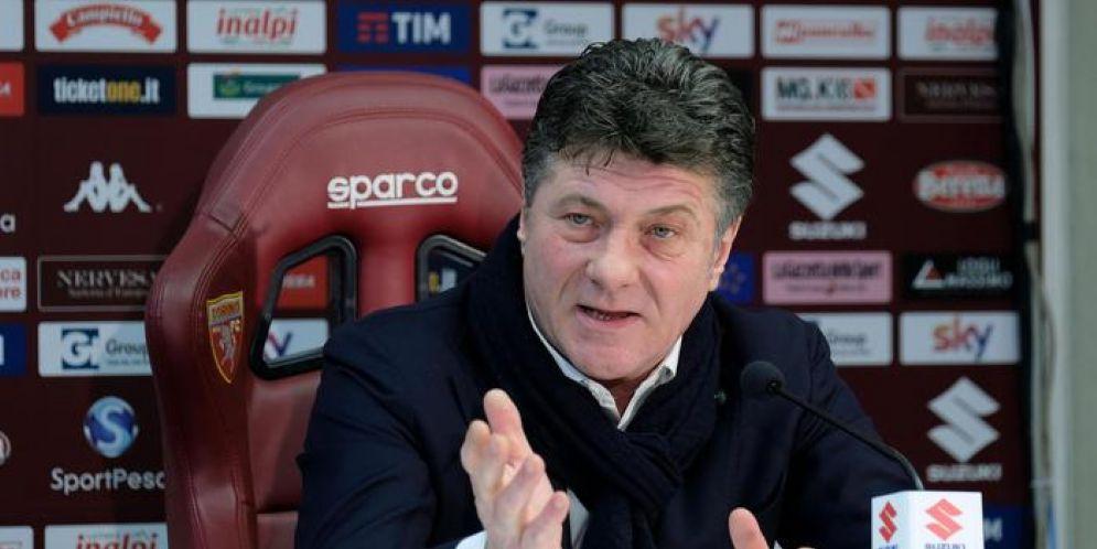 Walter Mazzarri, allenatore del Torino
