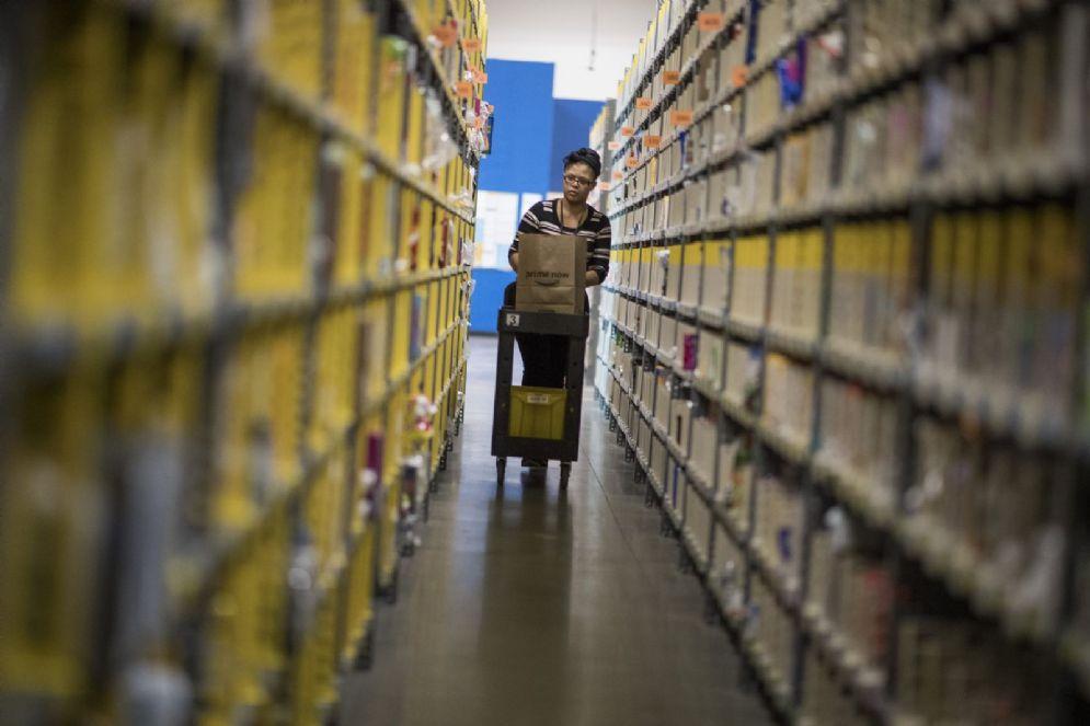 Amazon espande la sua velocità: arriva «Consegna Oggi»