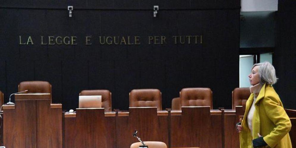 I giudici del tribunale d'appello hanno sciolto la riserva per le sentenze errate