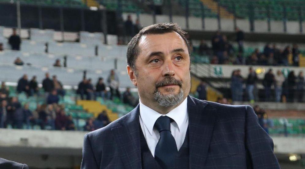 Il dirigente rossonero Max Mirabelli