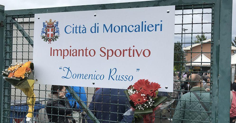 L'impianto dedicato a Domenico Russo