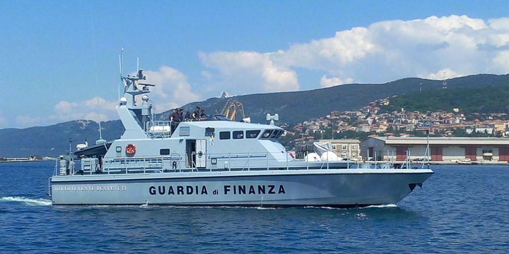 Soccorsa imbarcazione da diporto in difficoltà al largo di Grado