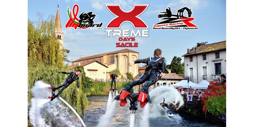 """Ai blocchi di partenza """"Xtreme Days Festival"""" a Sacile"""