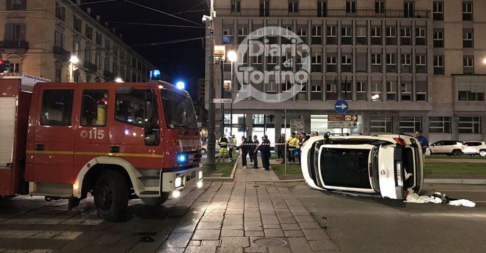 L'incidente di via Cernaia