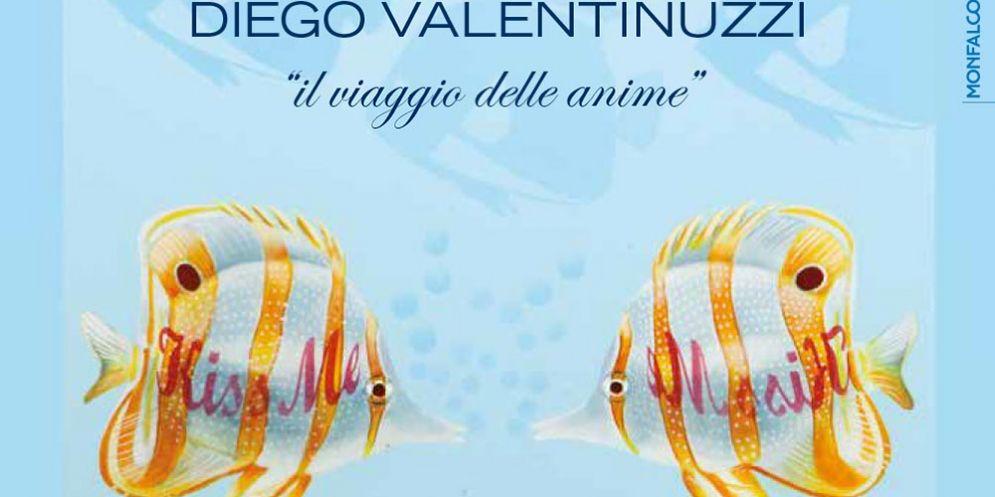 """Alla Galleria d'Arte di Monfalcone """"Il Viaggio delle anime"""" di Diego Valentinuzzi"""